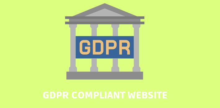 Is my Website GDPR Compliant?