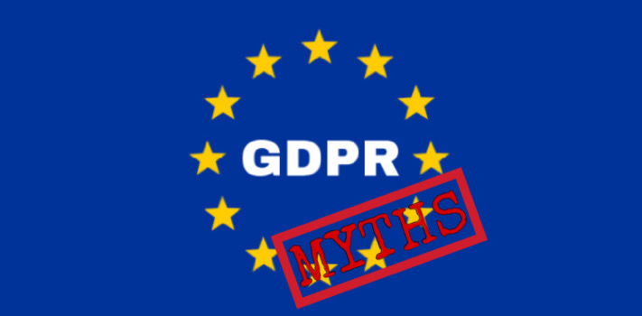 Common General Data Protection Regulation (GDPR) Myths