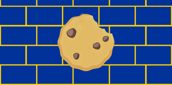 cookie wall