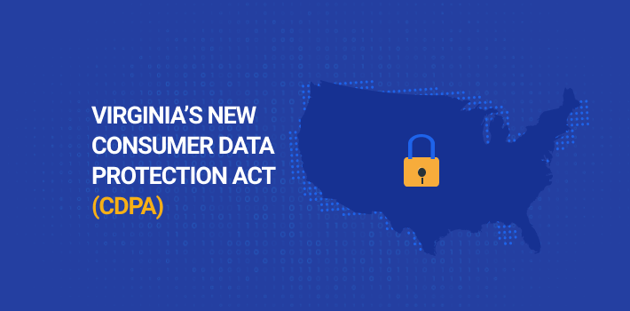 What is CDPA, Virginia's New Consumer Data Protection Act?